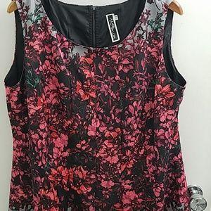 Julian Taylor Dresses - Julian Taylor floral fit and flare dress